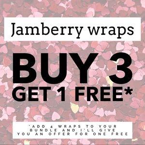 Jamberry Makeup - B3G1 Jamberry SB Dec 2018 Charming Celebration